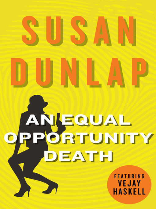 An Equal Opportunity Death (eBook): Vejay Haskell Mystery Series, Book 1